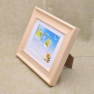 高档实木相框 新西兰进口松木摆桌相框