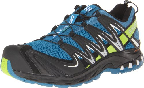 Salomon 萨洛蒙 SHOES XA PRO 3D  男 跑步鞋 356797 深蓝色 43(1/3) (UK 9)