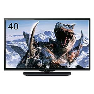sharp 夏普 lcd-40ds10a-bk 40英寸平板液晶电视 (黑)