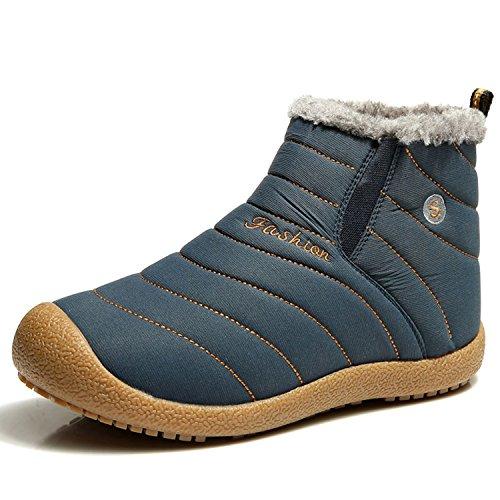 Guciheaven 古奇天伦 帆布加绒休闲棉靴 保暖棉鞋棉靴 中帮棉靴 高帮休闲靴