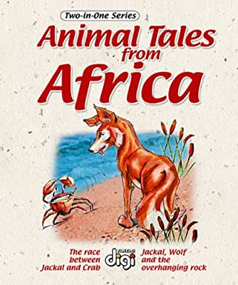 BookDNA漫画绘本书系—— 非洲动物故事3 Two-in-one: Animal Tales from Africa 3.pdf