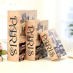 巴黎铁塔和书的图片