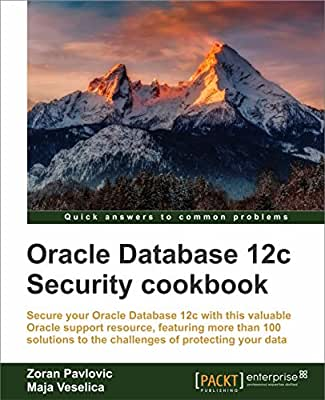 Oracle Database 12c Security cookbook.pdf
