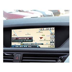 12/13/14款宝马x1专用导航 改装大屏dvd导航一体机 倒车轨迹影像 (x1