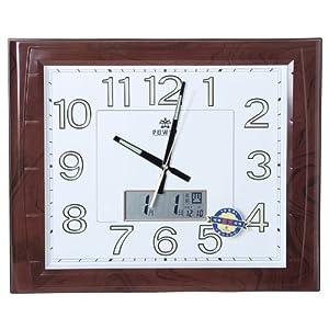 钟方形时钟现代简约