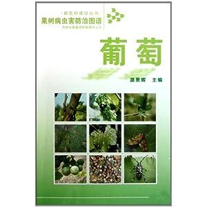 《果树病虫害防治图谱61葡萄》