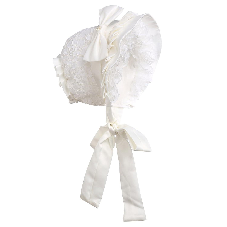 童装婴儿童胎帽欧式公主礼服配饰蕾丝宫廷