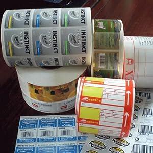 塑料圆桶标签设计图
