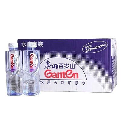 景田百岁山矿泉水348ml*24瓶
