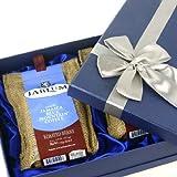 JABLUM 牙买加原装进口100%纯正JABLUM极品蓝山咖啡豆57gX2袋114g礼盒装-图片