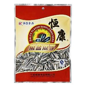 恒康椒盐瓜子200g-食品-亚马逊中国