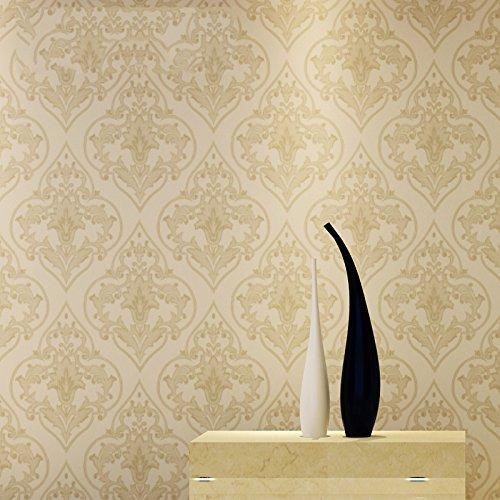 无缝墙布 简约欧式电视背景墙壁布客厅卧室餐厅