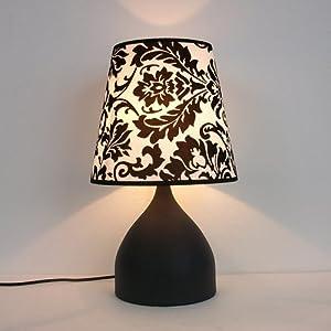 风格:欧式现代 主要适用范围:床头台灯