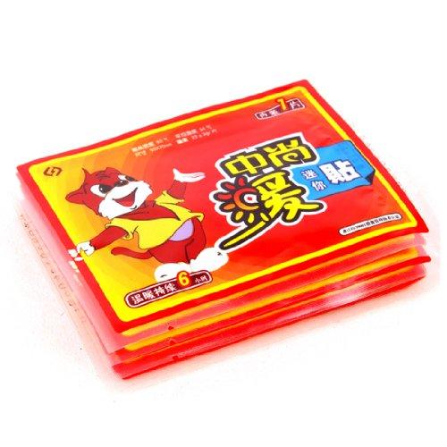 中尚日化 ZS-609红猫迷你贴(暖身贴、保暖贴、关节贴)80片装(特)