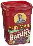 Sun Maid阳光少女 加州葡萄干罐装500g(进口)-图片