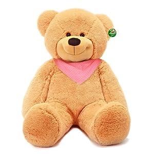 飘飘龙 抱抱熊泰迪熊毛绒玩具熊大号可爱布娃娃公仔玩偶生日礼物女 泰