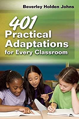 401 Practical Adaptations for Every Classroom.pdf