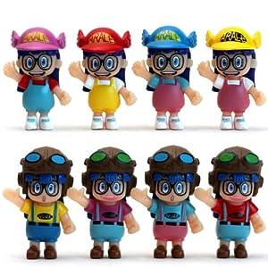 甜蜜城堡 动漫模型 iq博士可爱卡通阿拉蕾公仔小云玩偶alrale 全套8款