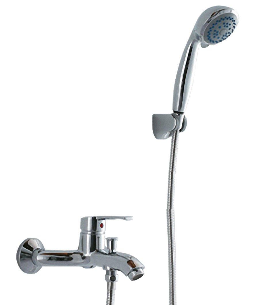 faenza法恩莎f2c1010c挂墙式浴缸龙头