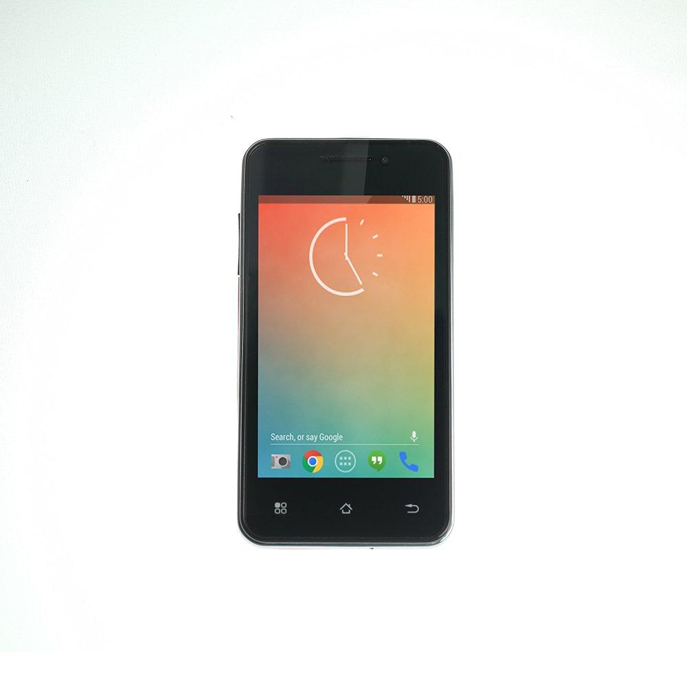 0寸高清屏双核智能手机 黑色