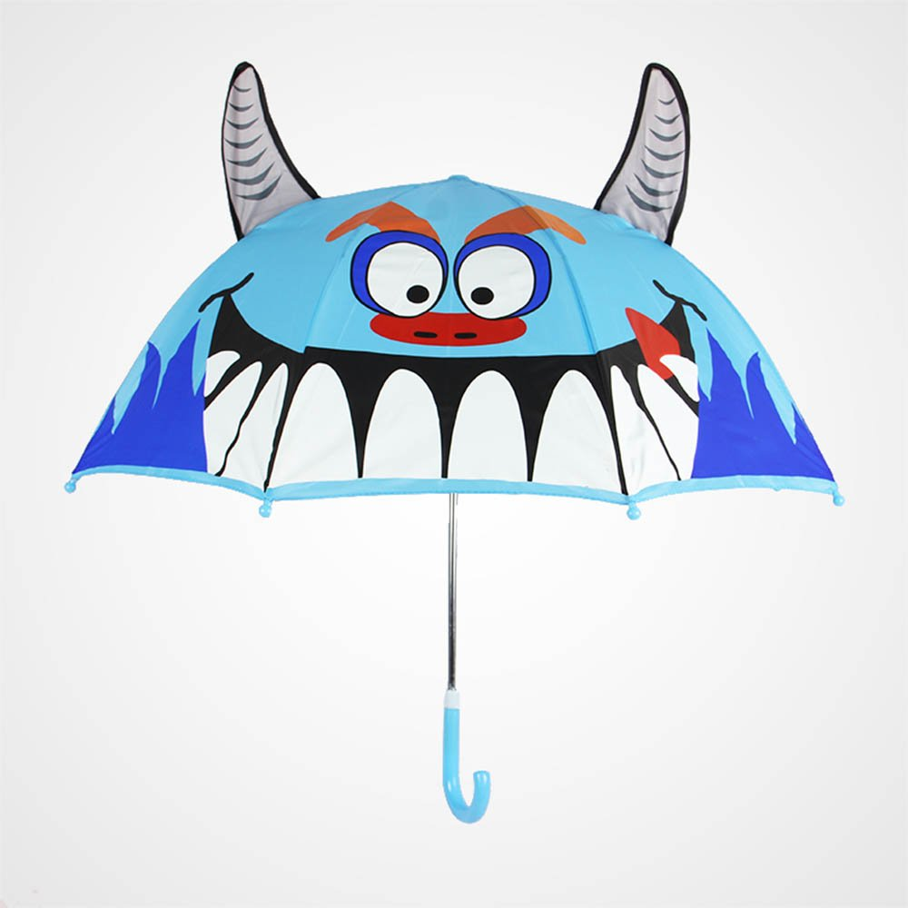 kidorable 儿童卡通造型伞男女可爱宝宝小雨伞公主遮阳伞创意礼物童伞