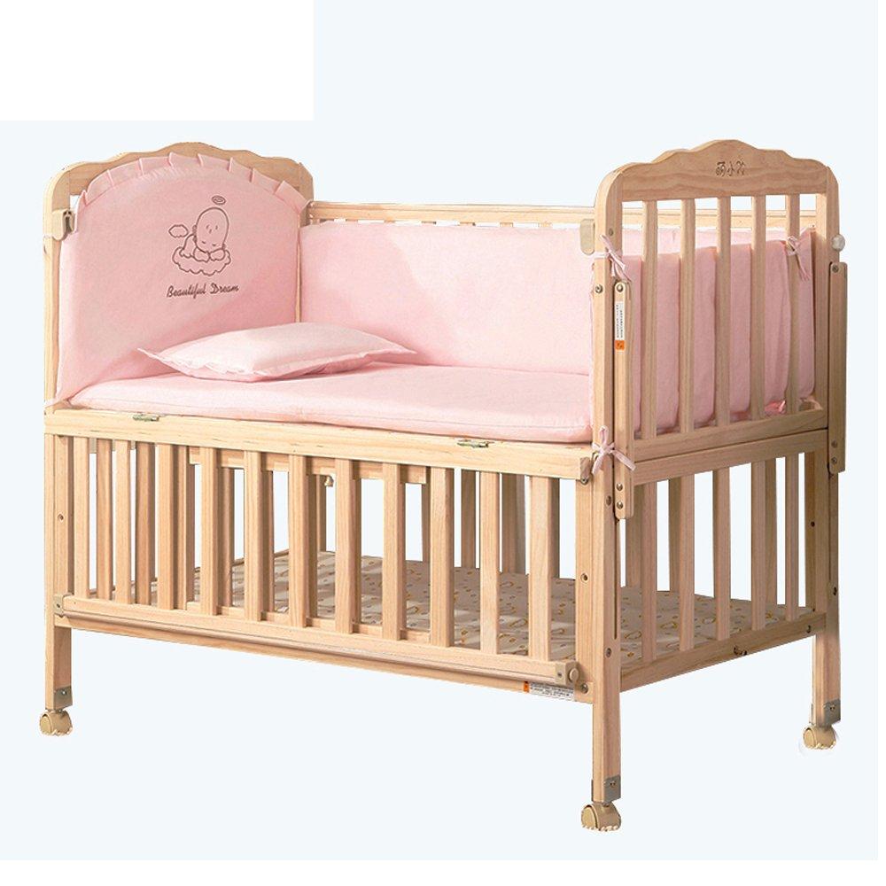 呵宝婴儿床安装步骤