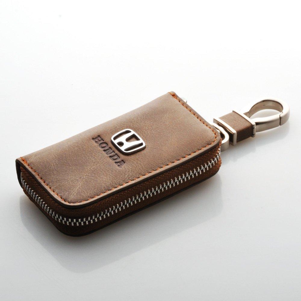 ongo 形动 奔驰钥匙包保时捷路虎汽车钥匙包真皮车钥匙包车钥匙套