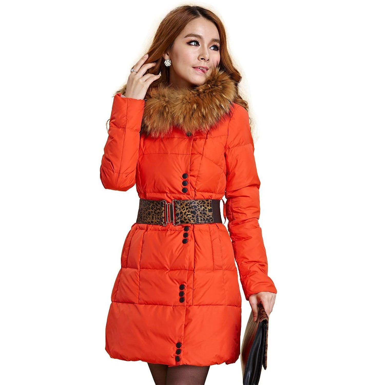 米尚羽绒服好吗_米尚影儿 2013韩版新款冬季女装正品羽绒服女连帽中长