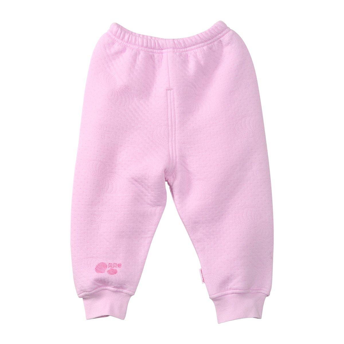 婴儿衣服男女宝宝裤子新生儿暖棉婴儿加厚