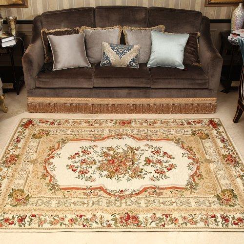 易普美家 欧式地毯 客厅茶几卧室搬家送礼 婚庆地毯 卧室 床边地毯