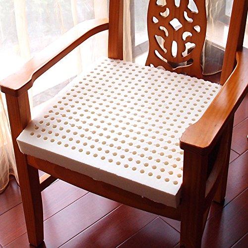 雪梦宝 天然乳胶坐垫 椅子坐垫 汽车座垫 蹋蹋米垫 地板坐垫 飘窗坐垫图片