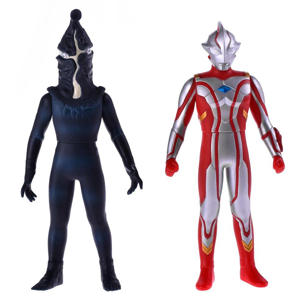 bandai 万代 银河奥特曼超决战系列玩具梦比优斯奥特曼超决战凯姆尔人