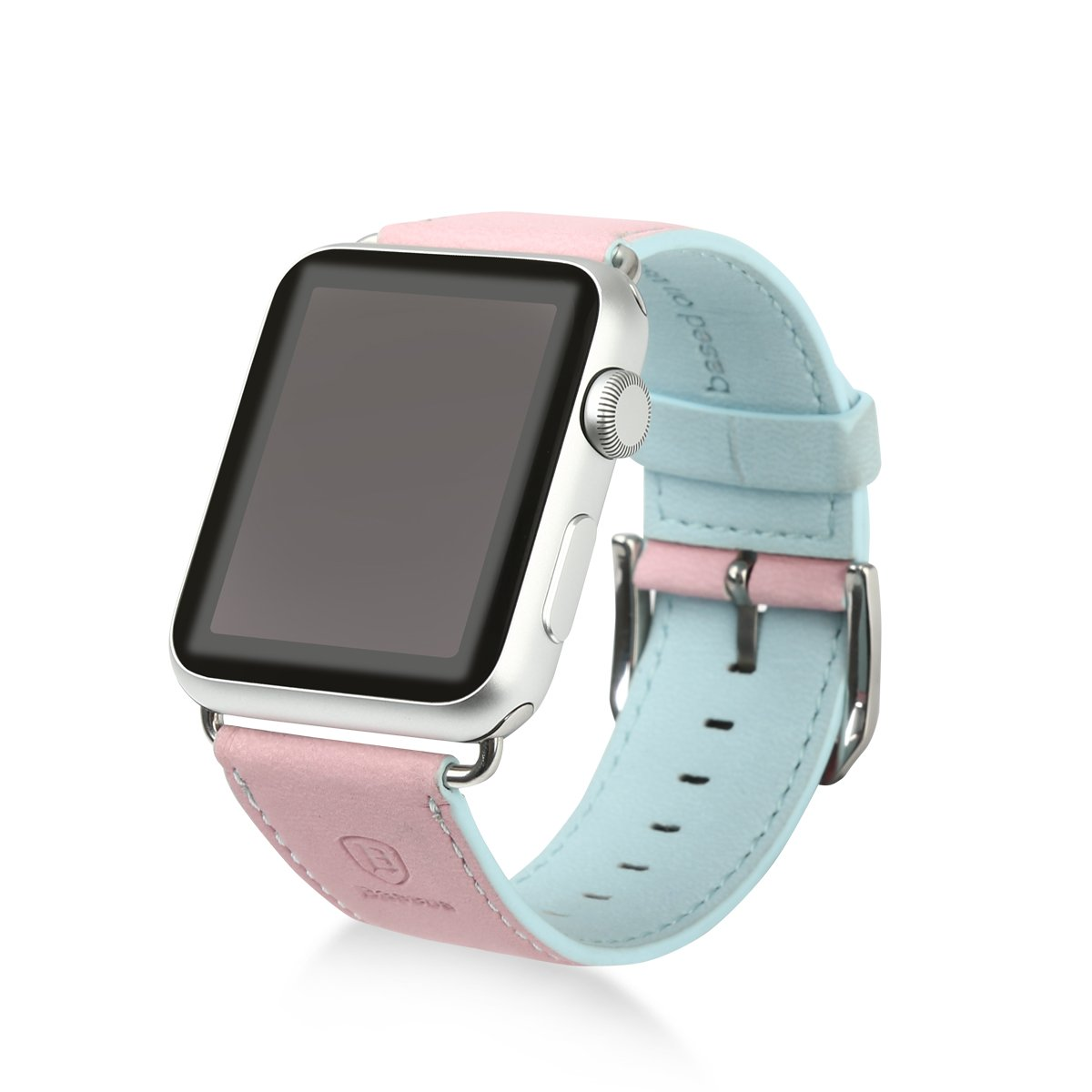 baseus 倍思 苹果watch手表表带 38mm 法式马卡龙色系