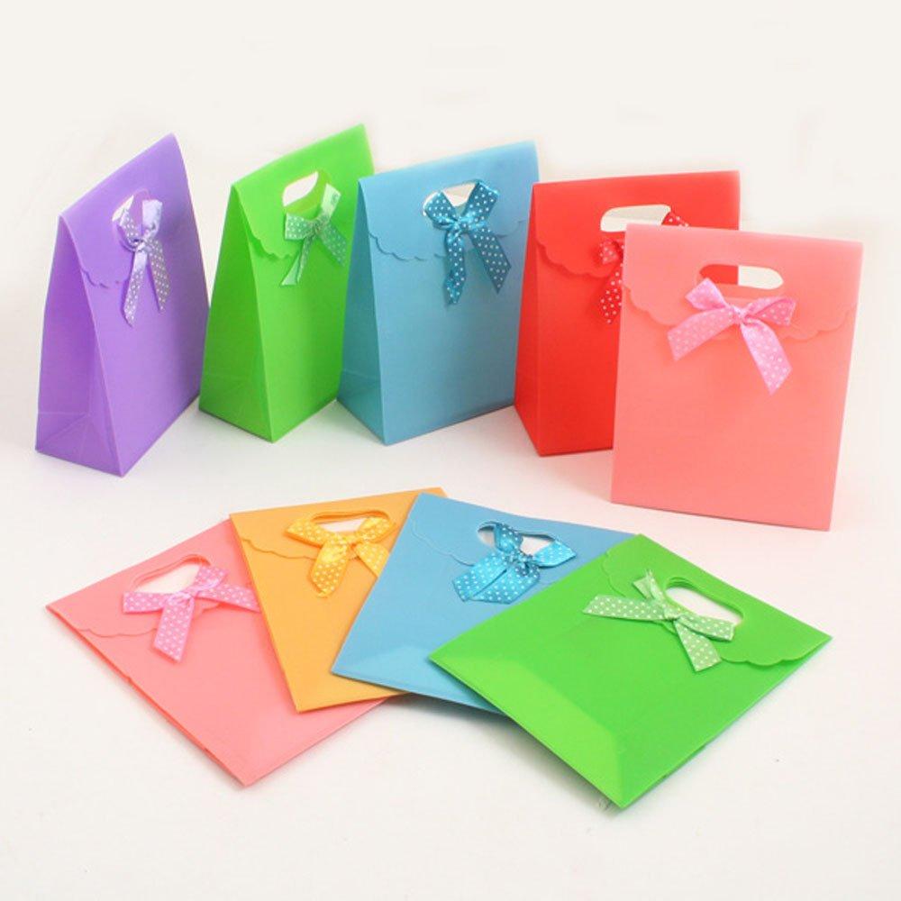 七色花 幼教 幼儿园 diy 手工 美术 创意 diy 材料 彩色 礼物 装饰袋