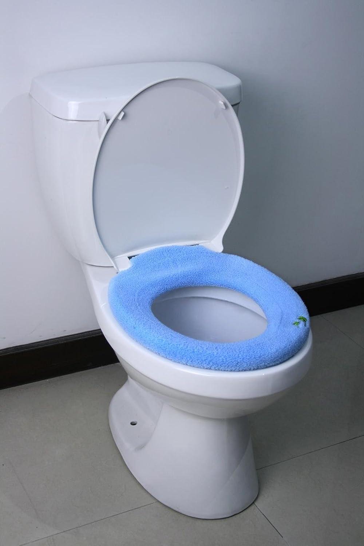 马桶水箱里面的蓝色