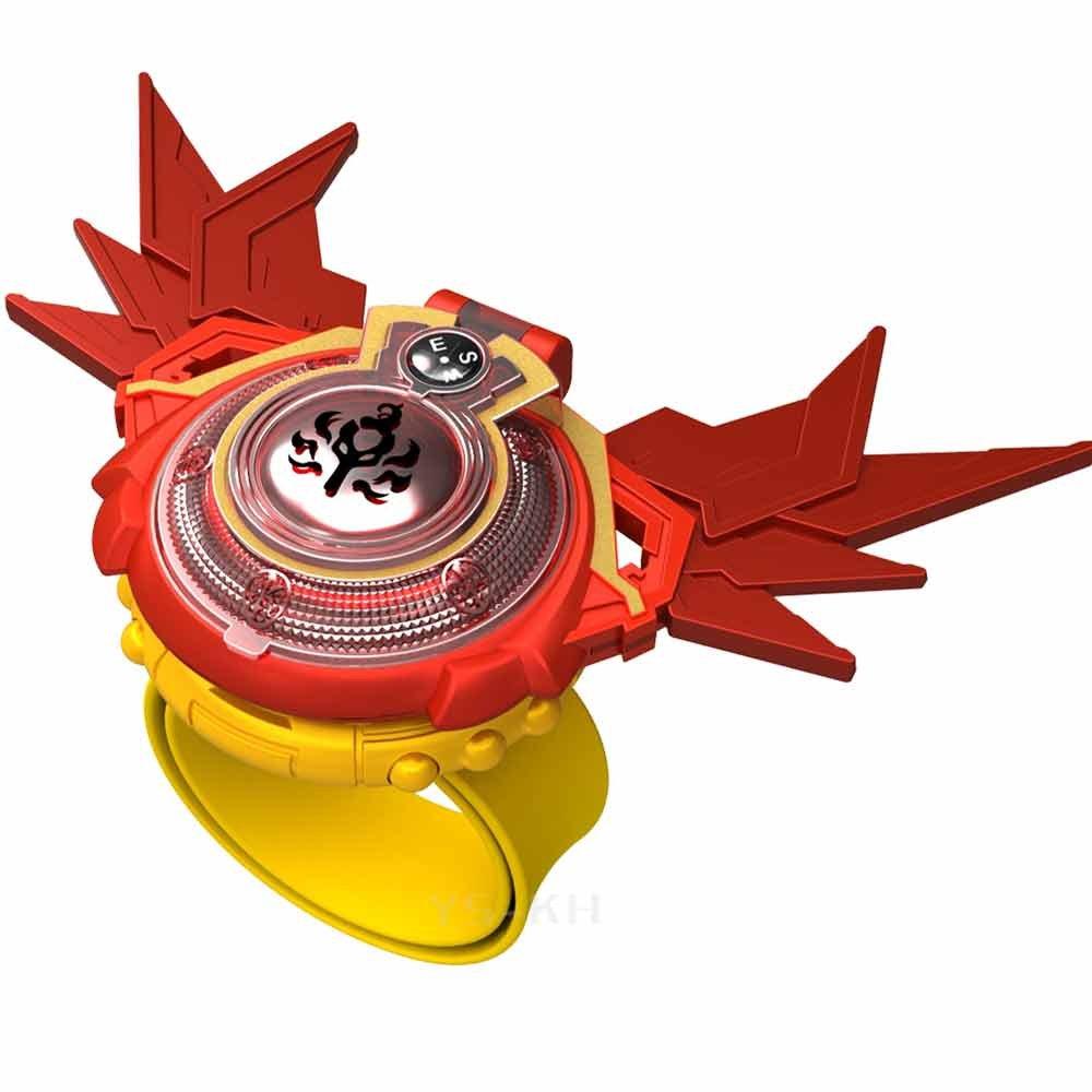 五灵锁 动漫玩具