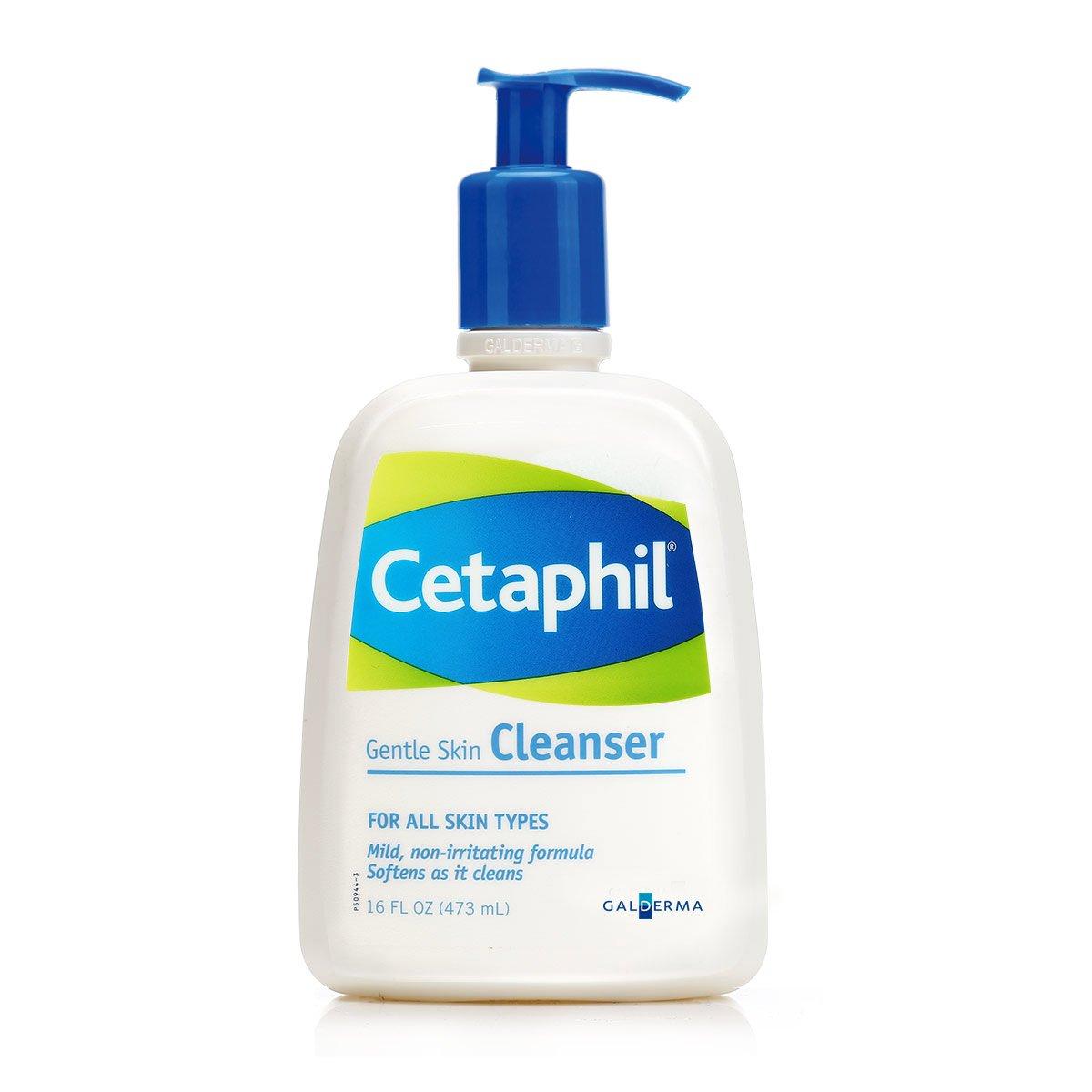 Cetaphil 丝塔芙 洁面乳473ml(加拿大或法国原装进口,两种产地随机发货)(进)(特卖)
