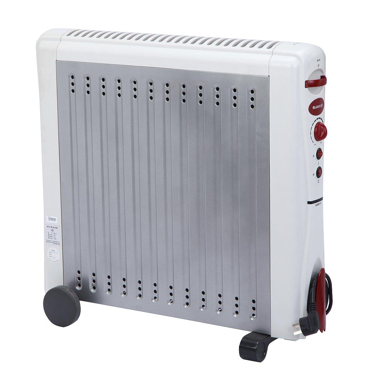 格力电暖器怎么样_格力牌电暖器ndyh-21 白色