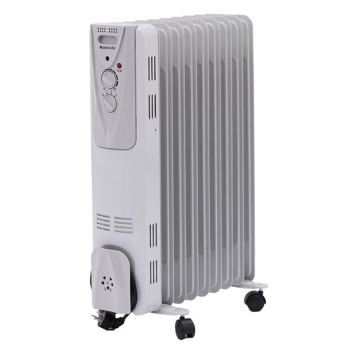 格力电暖器怎么样_gree格力电暖器ndyq-18