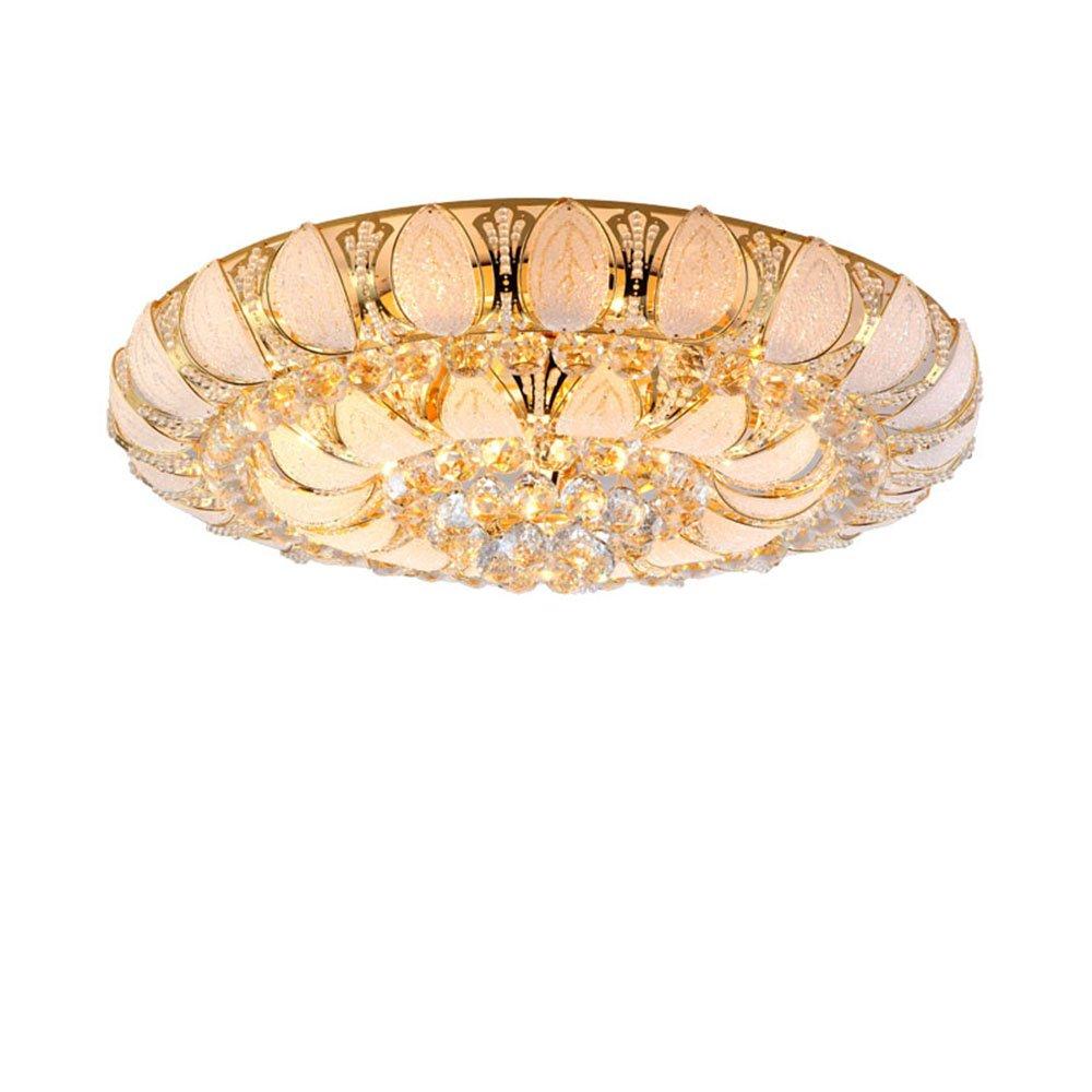 灯具欧式led水晶客厅餐厅灯饰灯具卧室铁艺高贵