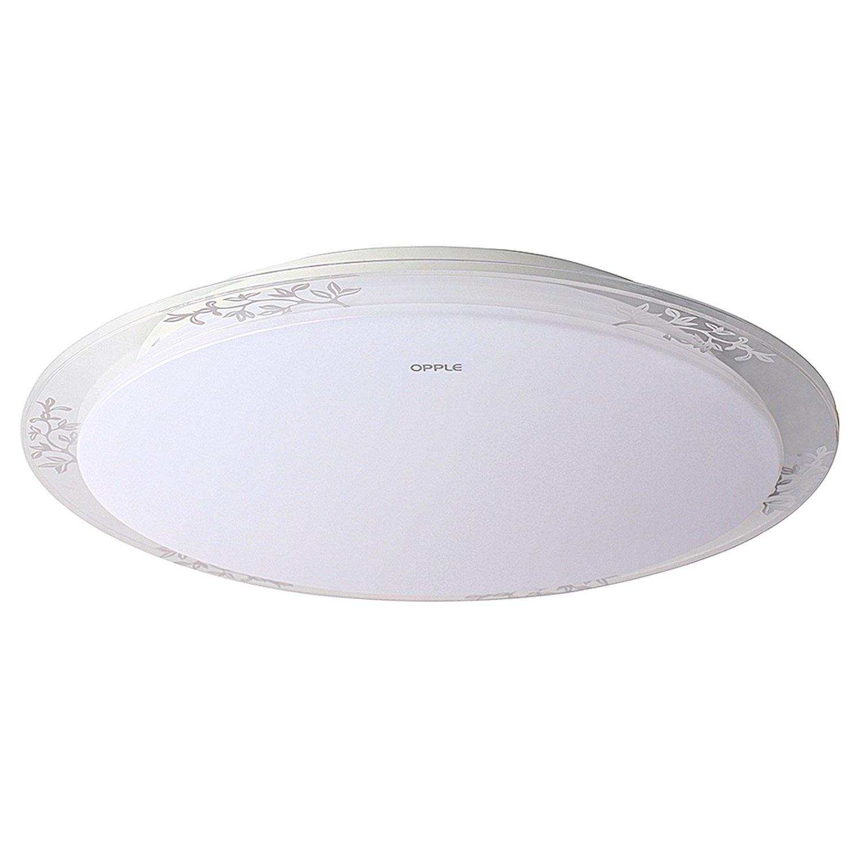 opple 欧普照明 led吸顶灯mx420-d1*24-02-暗花-4000