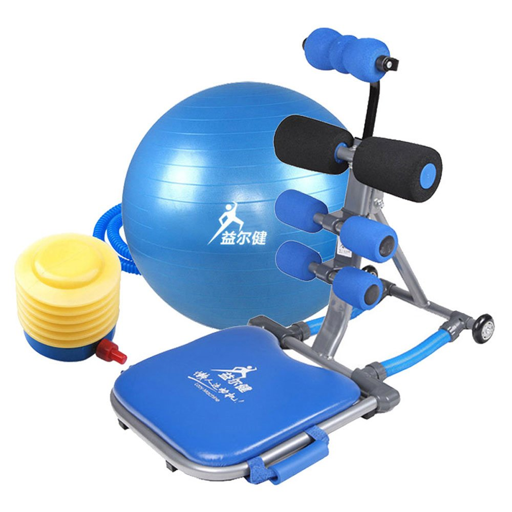 益尔健仰卧起坐减肥健身器材懒人运动收腹机最高效的燃脂方法图片