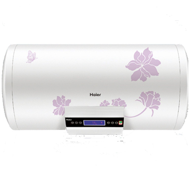 haier 海尔 es80h-mg(ze) 80升电热水器 红外线遥控技术 断电记忆