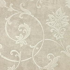 欧式大花墙纸贴图
