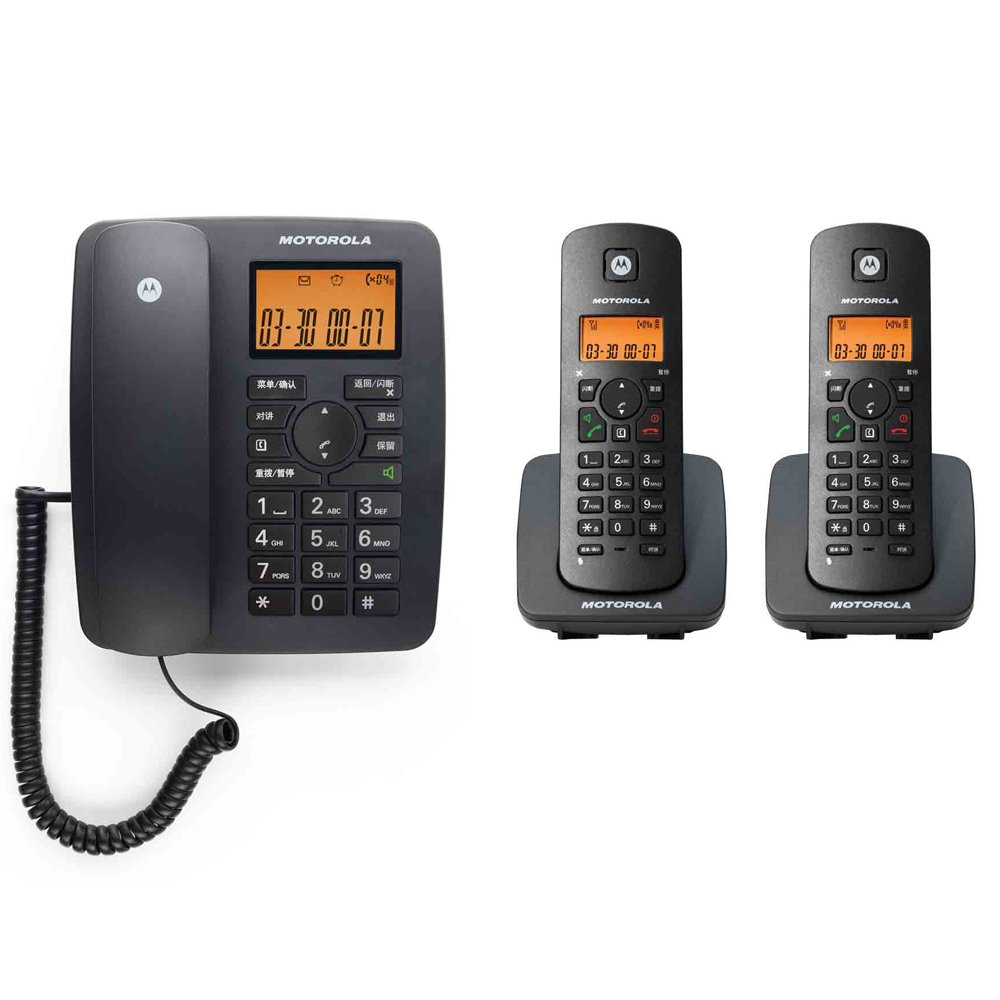 数字无绳电话机子母机()