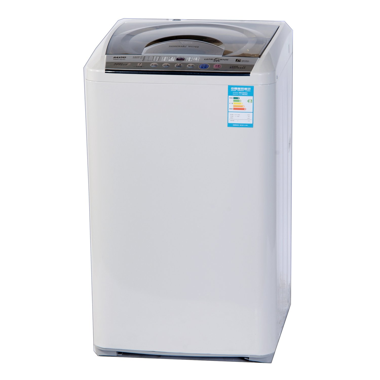 三洋波轮洗衣机内筒歪