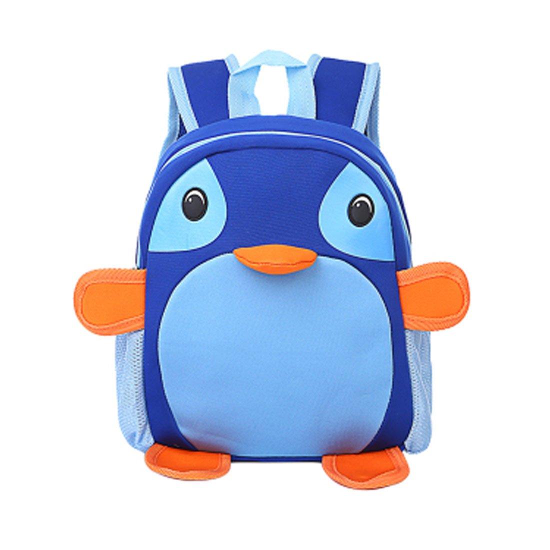 新款可爱卡通幼儿园宝宝小书包防水护脊减负