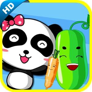 幼儿早教蔬菜手工制作