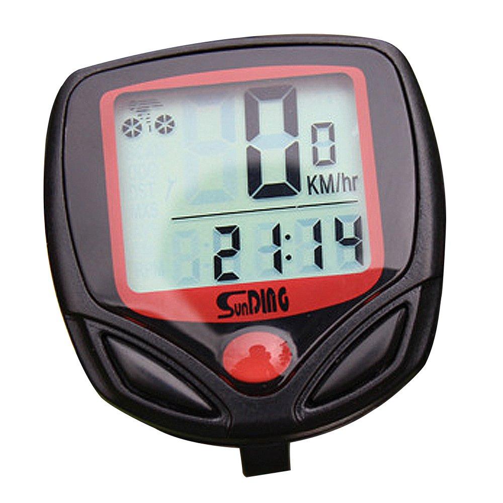 美旅sd防水 防雨单车码表 自行车码表 里程表 测速器