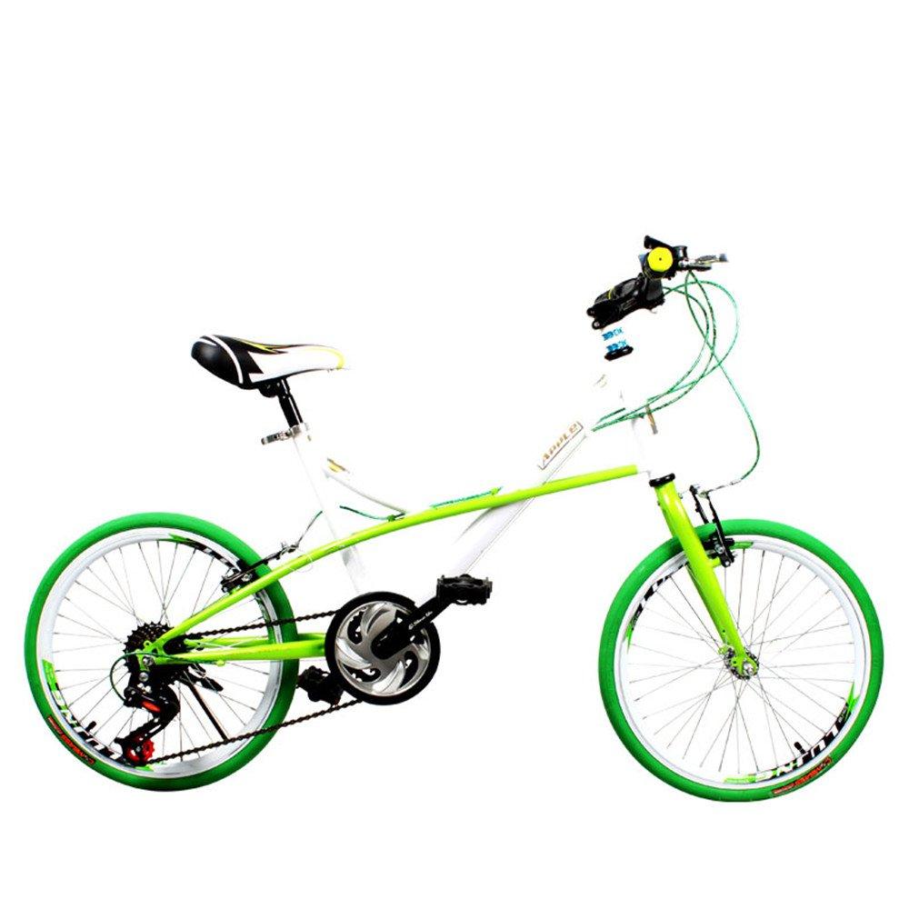 20寸学生儿童自行车 山地车表演车死飞车小孩单车